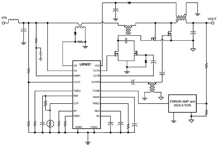 Контроллер широтно-импульсной