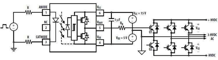IGBT транзисторами