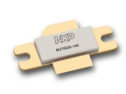 Новый 160-ваттный силовой LDMOS-транзистор для радиочастотных усилителей мощности базовых станций стандарта W-CDMA и...