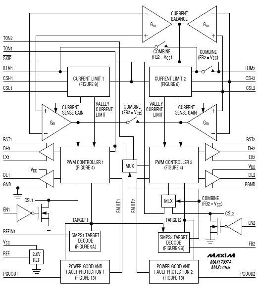 контроллер питания ноутбука - Нужные схемы и описания для Вас.