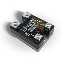 575Di45-12, Твердотельное реле постояного тока, 575В, 45А, со светодиодным индикатором.