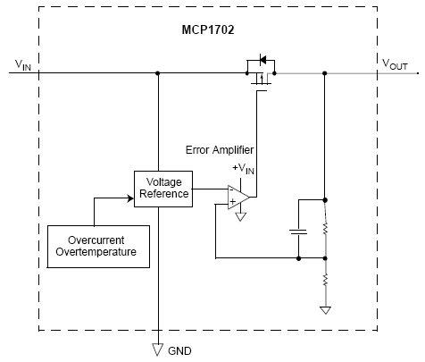 FreeKot: Электроника - Статьи - Источники тока: стабилизаторы.