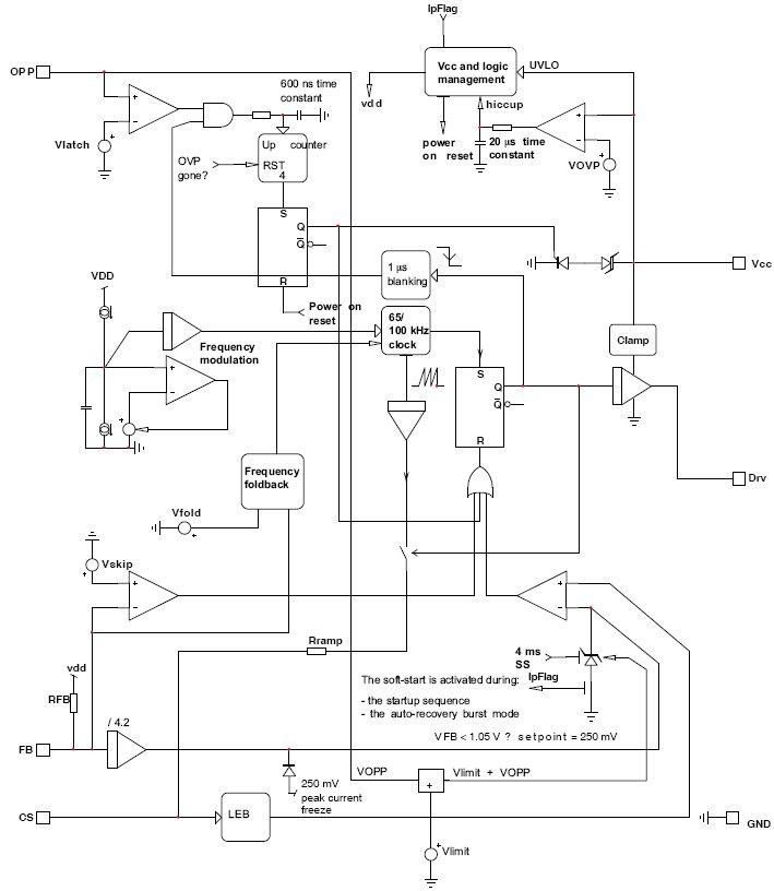 компактном корпусе TSOP-6